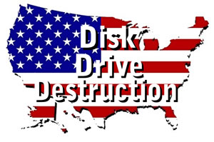 Disk Drive Destruction Companies of America